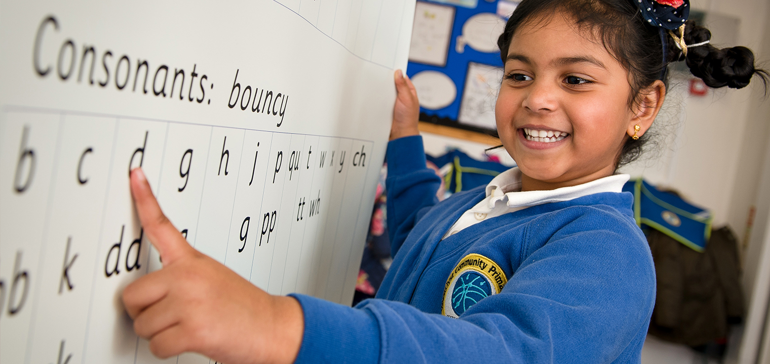 Enhanced Phonics Provision